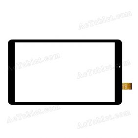 YLD-CEGA636-FPC-A0 Digitizer Glass Touch Screen Replacement for 10.1 Inch MID Tablet PC