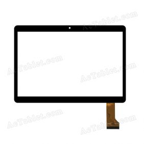 RP-427A-9.6-FPC-A1 Digitizer Glass Touch Screen Replacement for 9.6 Inch MID Tablet PC