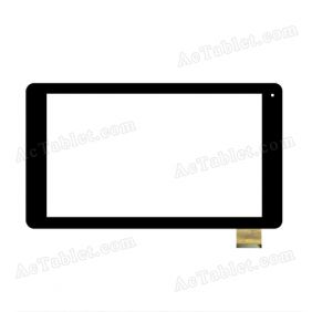 DXP2-0339-101A Digitizer Glass Touch Screen Replacement for 10.1 Inch MID Tablet PC