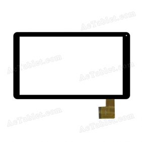 ZYD101-48V01 Digitizer Glass Touch Screen Replacement for 10.1 Inch MID Tablet PC