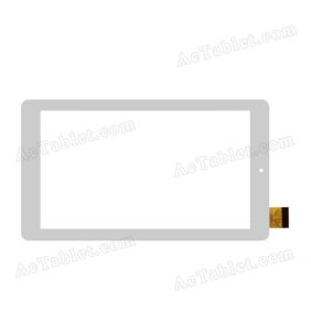 HXD-0732 Digitizer Glass Touch Screen Replacement for 7 Inch MID Tablet PC