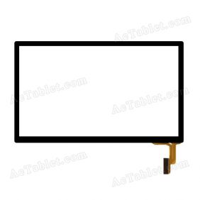 P031FN10700B Digitizer Glass Touch Screen Replacement for 7 Inch MID Tablet PC