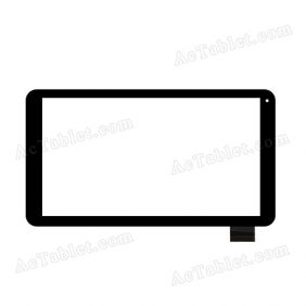 VTCP101A56-FPC-2.0 Digitizer Glass Touch Screen Replacement for 10.1 Inch MID Tablet PC