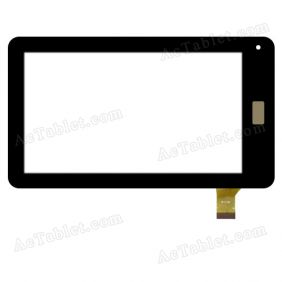 XD-11-08 Digitizer Glass Touch Screen Replacement for 7 Inch MID Tablet PC
