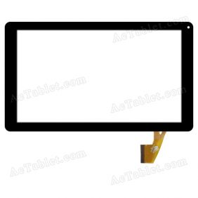 GT10PW103 Digitizer Glass Touch Screen Replacement for 10.1 Inch MID Tablet PC