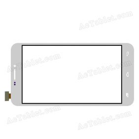 FPCA-59A04-V01 Digitizer Glass Touch Screen Replacement for 5.9 Inch MID Tablet PC