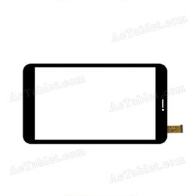 LH3017 Digitizer Glass Touch Screen Replacement for 8 Inch MID Tablet PC