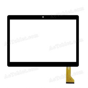 GT095PGKT960 V2.0 Digitizer Glass Touch Screen Replacement for 9.6 Inch MID Tablet PC