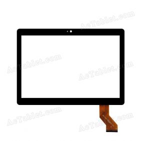 MGLCTP-10927-10617FPC Digitizer Glass Touch Screen Replacement for 10.1 Inch MID Tablet PC