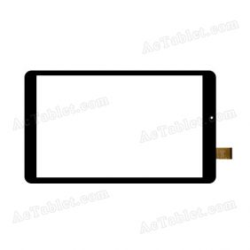 DXP2-0321-101A-V2.0-FPC Digitizer Glass Touch Screen Replacement for 10.1 Inch MID Tablet PC