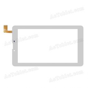 HC-184104K1-FPC V1.0 Digitizer Glass Touch Screen Replacement for 7 Inch MID Tablet PC