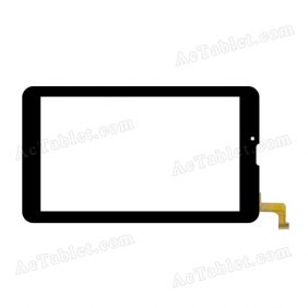XC-PG0700-133-A2 Digitizer Glass Touch Screen Replacement for 7 Inch MID Tablet PC