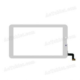 FPC-CY70S217-00 Digitizer Glass Touch Screen Replacement for 7 Inch MID Tablet PC
