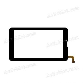 MGLCTP-70628-70891FPC Digitizer Glass Touch Screen Replacement for 7 Inch MID Tablet PC