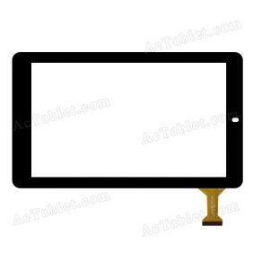 RJ988 VER.00 Digitizer Glass Touch Screen Replacement for 10.1 Inch MID Tablet PC