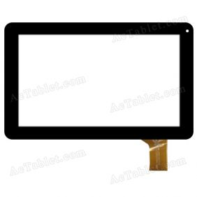 HK10DR2294-V02 Digitizer Glass Touch Screen Replacement for 10.1 Inch MID Tablet PC