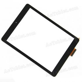 OLM-097C1233-FPC VER.1 Digitizer Glass Touch Screen Replacement for 9.7 Inch MID Tablet PC