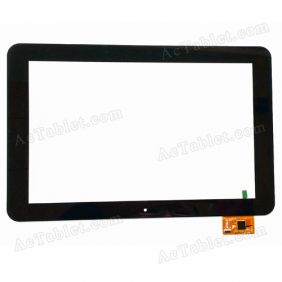 AD-C-101597-FPC Digitizer Glass Touch Screen Replacement for 10.1 Inch MID Tablet PC