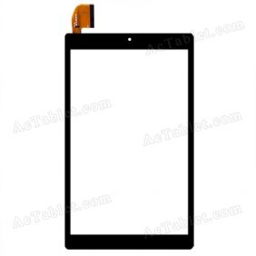 OLM-096C0514-GG-VER.1 Digitizer Glass Touch Screen Replacement for 9.6 Inch MID Tablet PC