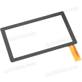 FPC-DP2070001A Digitizer Glass Touch Screen Replacement for 7 Inch MID Tablet PC