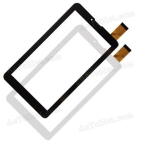 QCY706J Digitizer Glass Touch Screen Replacement for 7 Inch MID Tablet PC