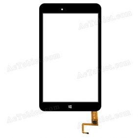 FPCA-80A21-V03 Digitizer Glass Touch Screen Replacement for 8 Inch MID Tablet PC