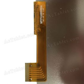 MF07J1683002A LCD Display HD Screen for 7 Inch Android Tablet PC 1024x600px 40Pin
