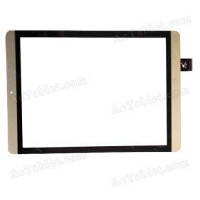 PB97JG2403 Digitizer Glass Touch Screen Replacement for 9.7 Inch MID Tablet PC