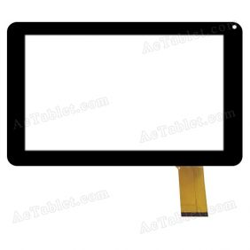 SLC09001CEOB Digitizer Glass Touch Screen Replacement for 9 Inch MID Tablet PC