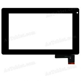 SG5544A-FPC-V0 Digitizer Glass Touch Screen Replacement for 7 Inch MID Tablet PC
