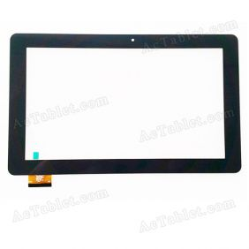 MB1019S5 HC261159B1 FPC V2.0 Digitizer Glass Touch Screen Replacement for 10.1 Inch MID Tablet PC