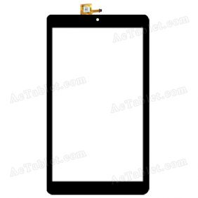 LWGB10100180 Digitizer Glass Touch Screen Replacement for 10.1 Inch MID Tablet PC