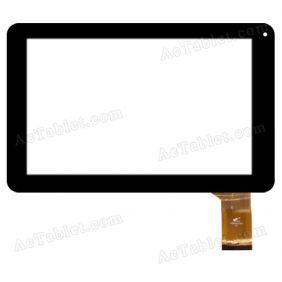 PB89A2582 Digitizer Glass Touch Screen Replacement for 9 Inch MID Tablet PC