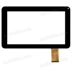 JXH-096-1 Digitizer Glass Touch Screen Replacement for 9 Inch MID Tablet PC