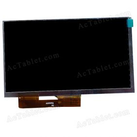 AL0205A 00 LCD Display Screen Replacement for 7 Inch Android Tablet PC