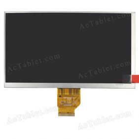 HGMF0701684003A LCD Display Screen Replacement for 7 Inch Android Tablet PC
