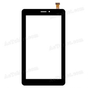 FPC-7C6A0-v01 Digitizer Glass Touch Screen Replacement for 7 Inch MID Tablet PC