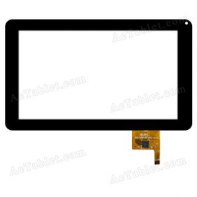 300-N3849A-A00-V1.0 Digitizer Glass Touch Screen Replacement for 9 Inch MID Tablet PC