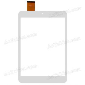 LT78035A2 Digitizer Glass Touch Screen Replacement for 7.85 Inch MID Tablet PC