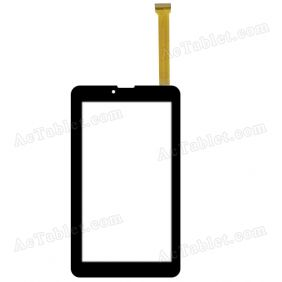 FX-175-V1.0 Digitizer Glass Touch Screen Replacement for Android Tablet PC