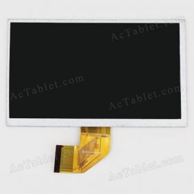 MF0701685023B LCD Display Screen Replacement for 7 Inch Android Tablet PC