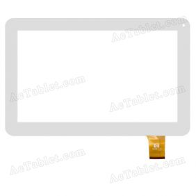 HD39-00 Digitizer Glass Touch Screen Replacement for 10.1 Inch MID Tablet PC