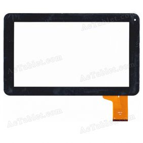 LKW0122 Digitizer Glass Touch Screen Replacement for 9 Inch MID Tablet PC
