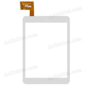 10112-0A4797A Digitizer Glass Touch Screen Replacement for 7.9 Inch MID Tablet PC