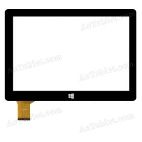 Digitizer Glass Touch Screen Replacement for PiPo X9S Z3736F Quad Core 8.9 Inch Windows Mini PC