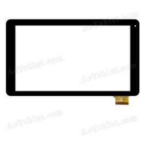 FPC-CY101073-00 Digitizer Glass Touch Screen Replacement for 10.1 Inch MID Tablet PC