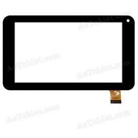 DYJ-TZH799A Digitizer Glass Touch Screen Replacement for 7 Inch MID Tablet PC