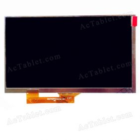 FPC0703008_B LCD Display Screen Replacement for 7 Inch Android Tablet PC