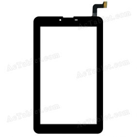 HSCTP-712-V0 Digitizer Glass Touch Screen Replacement for 7 Inch MID Tablet PC