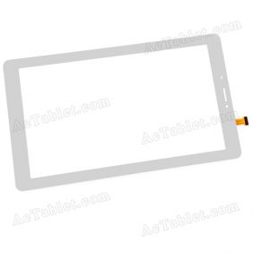 ZYD090-30V01 Digitizer Glass Touch Screen Replacement for 9 Inch MID Tablet PC